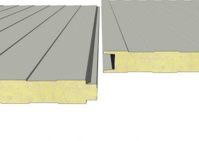 Стенен-панел-открит-монтаж